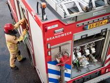 Parkeergarage Osdorpplein vol rook na autobrand