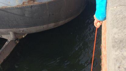 Magneetvissers halen per toeval gestolen kluis boven
