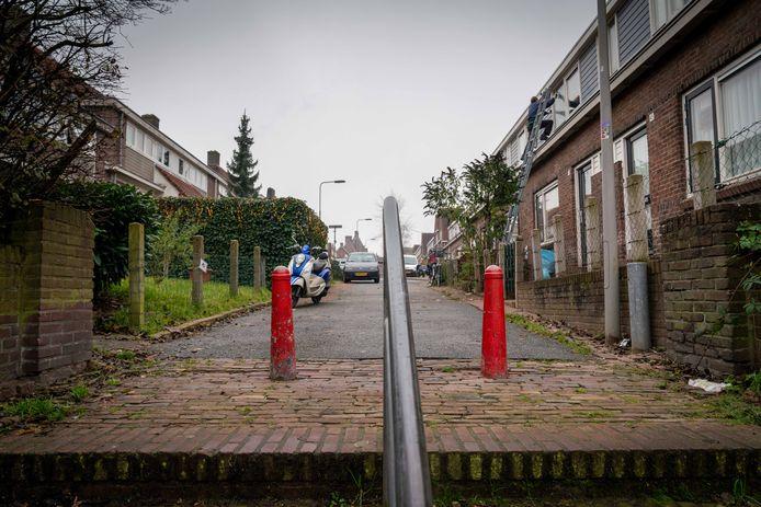 Straatbeeld in de Geitenkamp, een van de wijken waar de gemeente Arnhem een proef heeft gehouden om de energielasten omlaag te brengen.