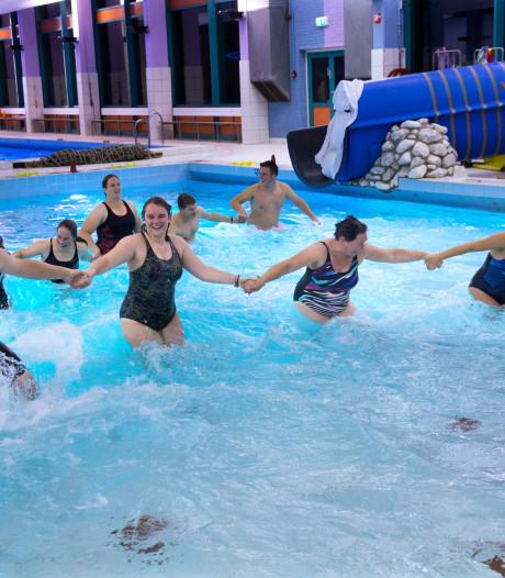 Gebruikers over open blijven zwembad De Hoevert: 'We zijn in een juichstemming'