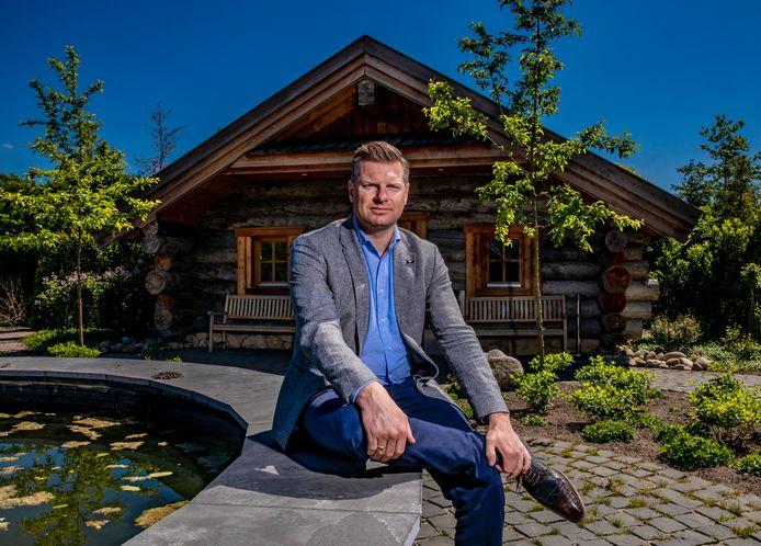 Fabian Dolman van Quality Wellness Resorts heeft heftige tijden achter de rug, maar kijkt uit naar de heropening van Thermen Bussloo.