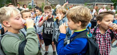 Harense Lambertusschool begint schooljaar met nieuw speelplein
