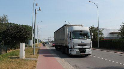 Test met vrachtwagensluis: 920 truckers negeren verbod
