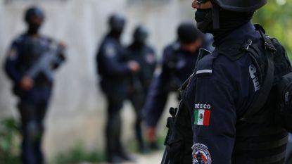 Acht doden na aanslag op minibus in Mexico