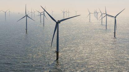 Windmolenparken op zee moeten draaien in lagere versnelling