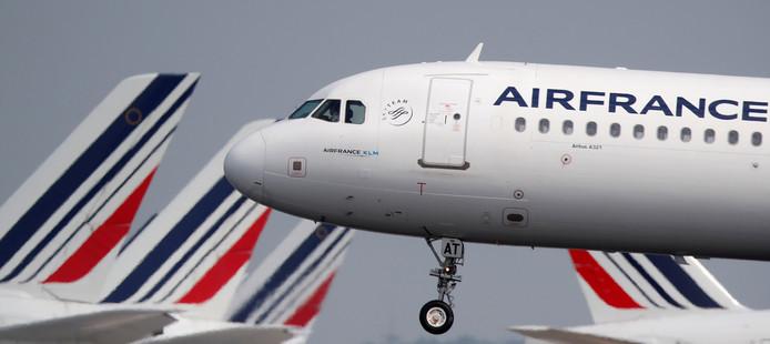 Air France Airbus A321.
