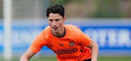 Vitesse'08 krijgt opleidingsvergoeding van PSV voor talent Jesse Giebels