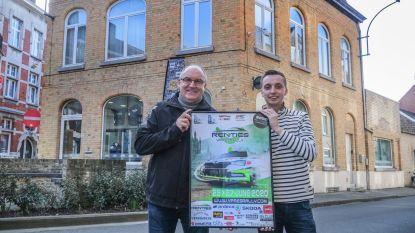 Organisatoren Renties Ypres Rally verhuizen terug naar Ieper