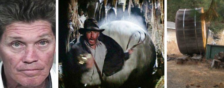 Indiana Jones denkt er vast het zijne van.