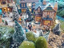 Westlandse strijdt om titel beste kerstdorpbouwer