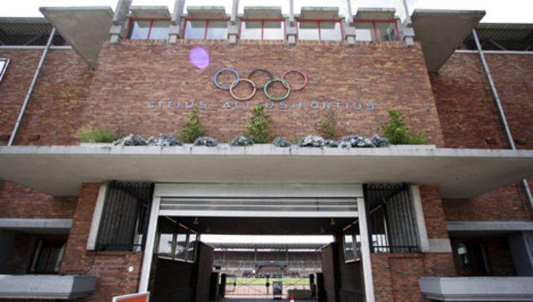 Het Olympisch Stadion in Amsterdam waar in 1928 de Olympische Spelen werden gehouden. Foto ANP Beeld