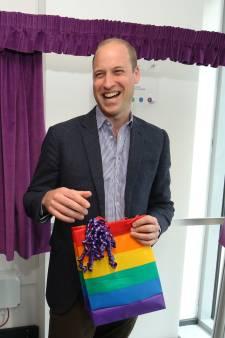 Prins William: prima als mijn kinderen homo zijn