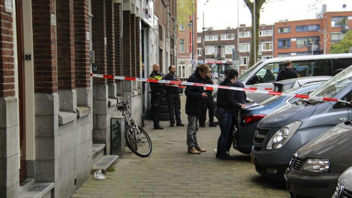 Dode baby gevonden in Rotterdam-West