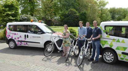 Gemeente koopt drie nieuwe wagens op aardgas