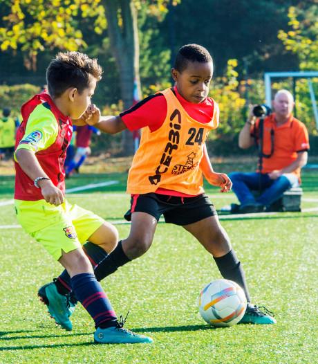 Plezier staat voorop tijdens voetbaltalentenmiddag bij ZIGO