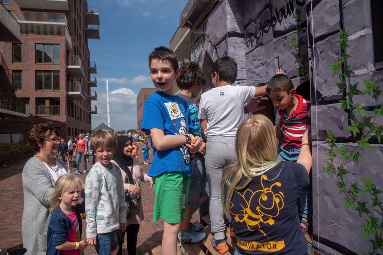 Buitenspeeldag Wetteren voor het eerst ook op Rode Heuvel.