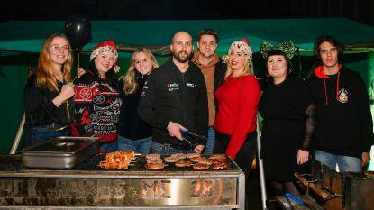 Jeugdhuis organiseert Koudste barbecue voor goede doel