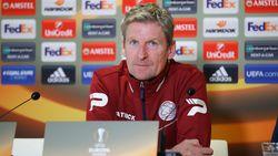 """Dury hoopvol voor duel in Europa League: """"Vitesse is meer een ploeg van ons kaliber"""""""
