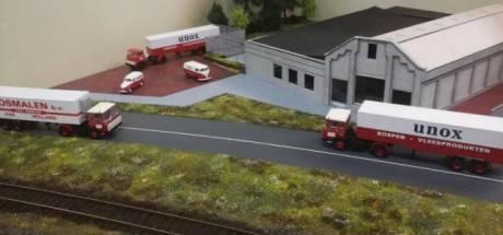 Oude Unox-winkel niet beschikbaar als onderkomen Osse modelbouwvereniging De Wissel