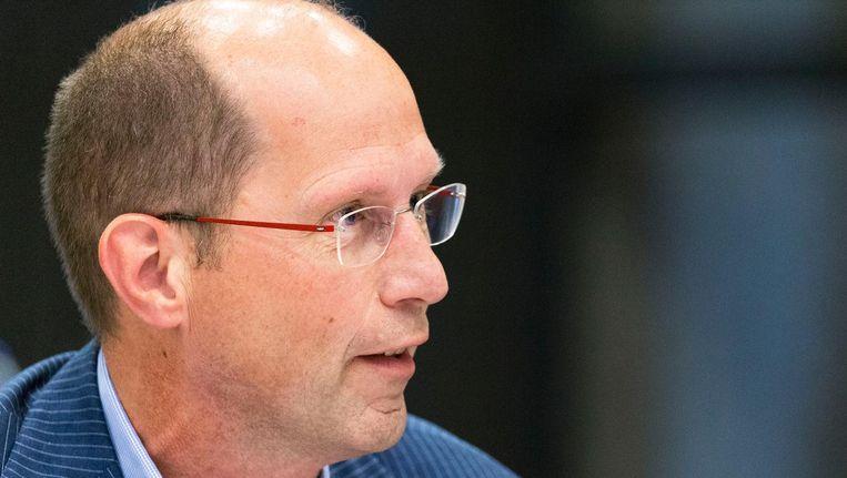 Algemeen directeur Paul Römer van de NTR Beeld null