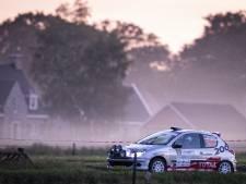 Nederlandse rallykampioen voert klassement aan in Hellendoorn