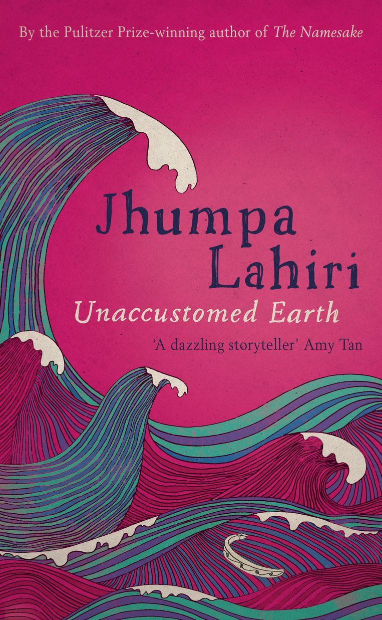 Unaccustomed Earth van Jhumpa Lahiri. Beeld