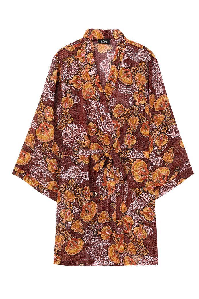 Kimono, 39,99 euros, chez Etam.