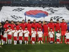 Zuid-Korea zet goede stap richting WK