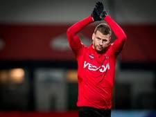 Zieke Marc Höcher maakt selectie Helmond Sport nóg smaller