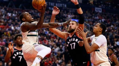 Zegereeks verbroken voor Toronto in NBA, Houston dendert voort