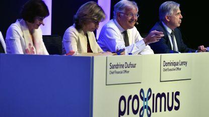 Proximus-voorzitter Stefaan De Clerck pleit voor aanpassing loonplafond CEO van 650.000 euro