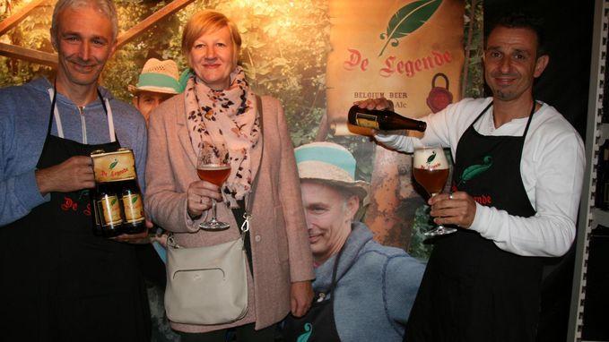 Bier vertelt legende van jonkvrouw van Kasteel Veltwijck