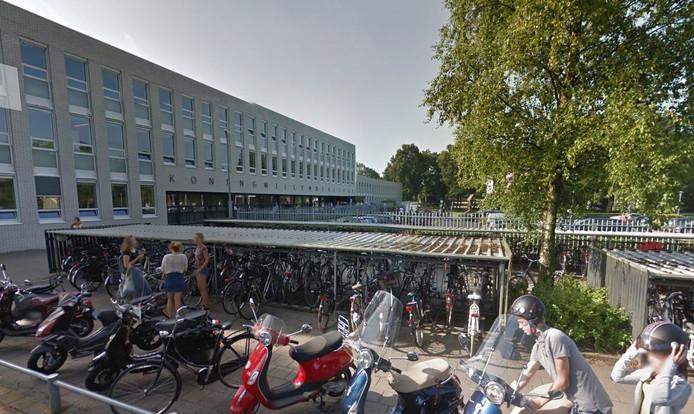 Het Koning Willem I College in Tilburg.