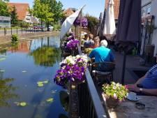 Het loopt geleidelijk door bij Borculose Grand Café De Gracht