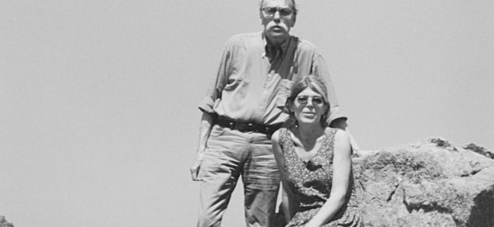 Enquist kijkt terug op haar vriendschap met dichter Gerrit Kouwenaar