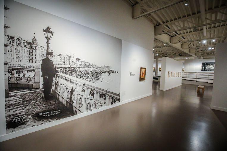 De Ensor & Spilliaert-museumvleugel lokt heel wat bezoekers naar Mu.ZEE.