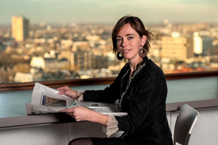 Sandra Phlippen, chef economie