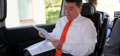 Wethouder Jaap Kamp sluit zijn loopbaan met Lintjesregen af