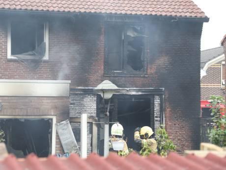 Na brand in Oss: 'Alles is weg, kan wel vier maanden duren voor we terug kunnen'