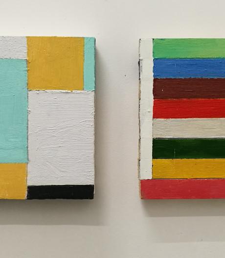 Dave Meijer en Sietske Koopman schilderen verwondering