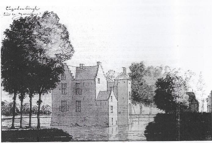 Een impressie van kasteel Engelenburg.