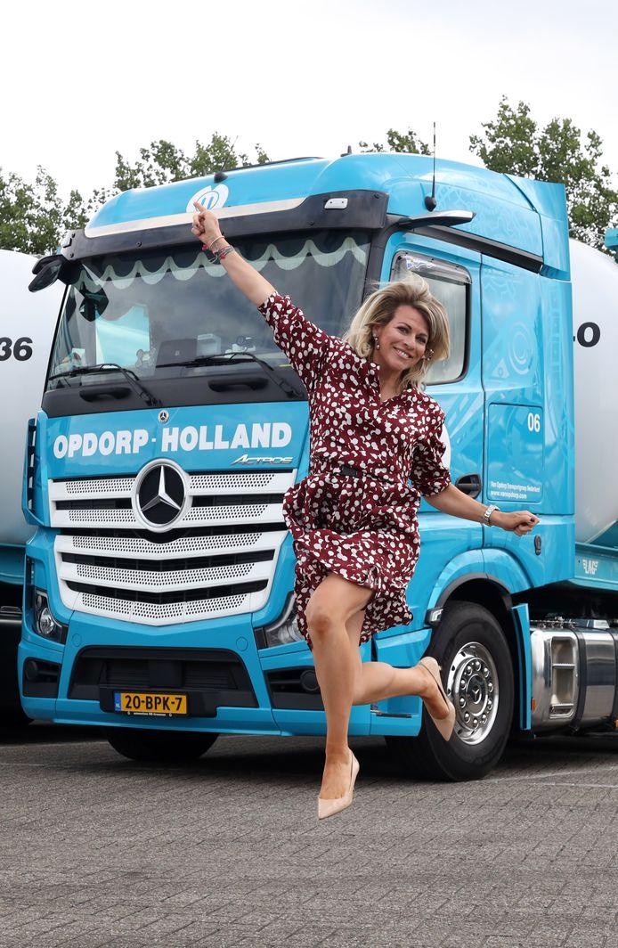 Manon van Opdorp.