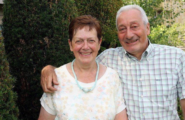 Willy en Mariette zijn vijftig jaar getrouwd.