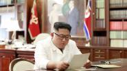 Kim Jong Un ontvangt brief van Trump