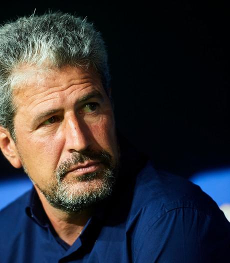 Las Palmas ontslaat trainer na drie maanden
