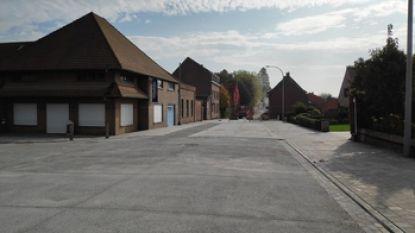 Maaldestedestraat in Zillebeke tegen half november opnieuw open