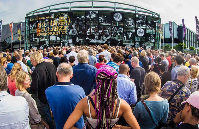 Bezoekers van North Sea Jazz klaagden over de prijs van het toiletbezoek.
