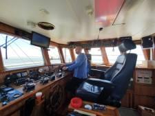 Urker vissers helpen bij zoektocht naar vermist Duits meisje (14): 'Ik zit aan boord helemaal te trillen'