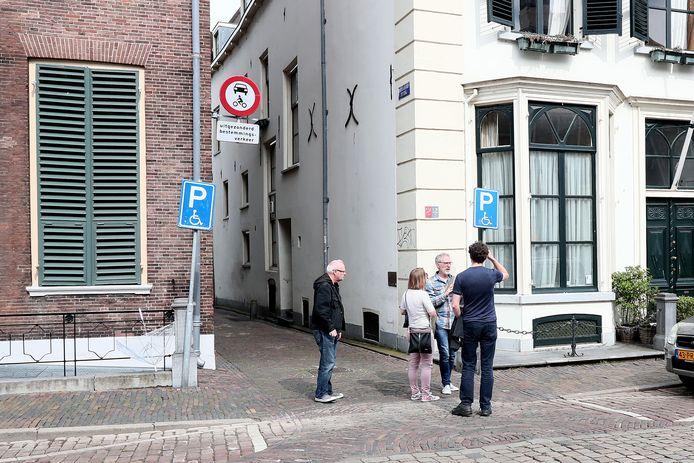 DE Zaadmarkt in Zutphen.