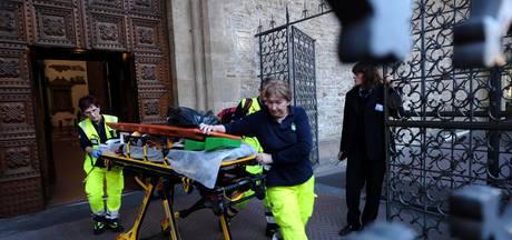 Toerist sterft door vallend brokstuk in beroemde basiliek Florence